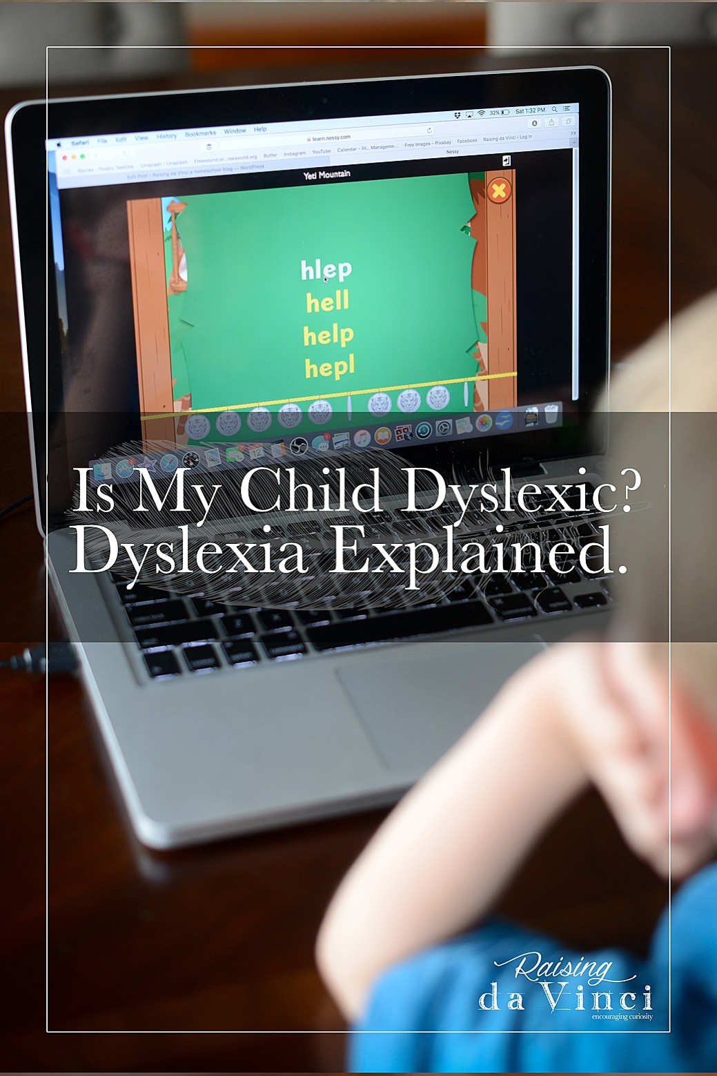 how to know if my child has dyslexia